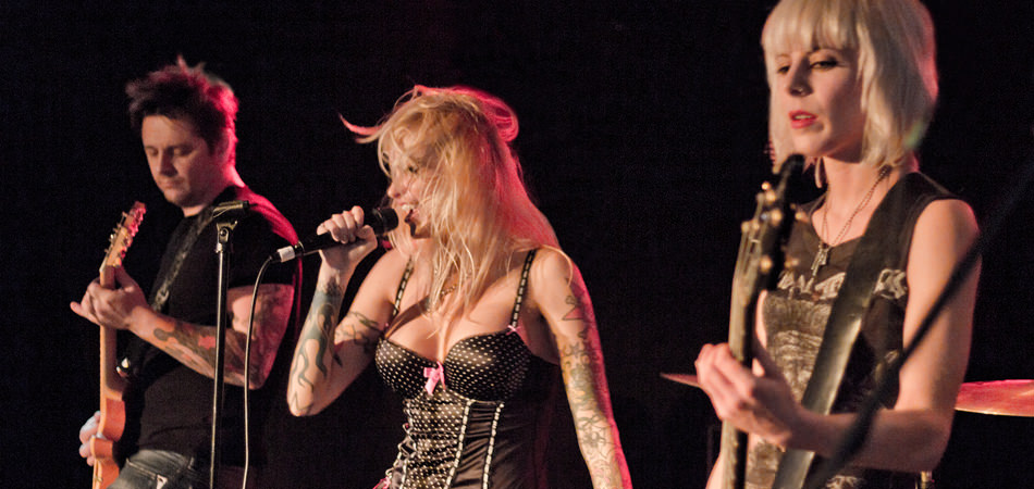 <b>Band/Concert Photography</b><br><small>Artist: CJ Sleez</small>
